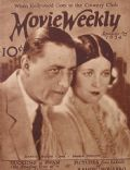 Kenneth Harlan, Kenneth Harlan and Marie Prevost, Marie Prevost on the cover of Movie Weekly (United Kingdom) - September 1924