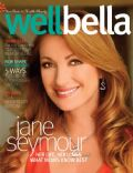 Jane Seymour on the cover of Wellbella (United States) - May 2010