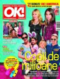 Brad Pitt, Katie Holmes, Madonna on the cover of Ok (Romania) - September 2011