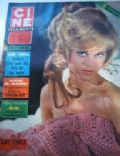 Jane Fonda on the cover of Cine Revue (France) - February 1964