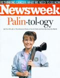 Sarah Palin on the cover of Newsweek (United States) - September 2008