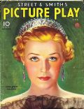 Gloria Stuart on the cover of Picture Play (United States) - June 1934