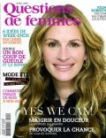 Questions De Femmes Magazine [France] (April 2009)