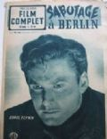 on the cover of Film Complet (France) - February 1951