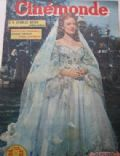 Linda Darnell on the cover of Cinemonde (France) - October 1948