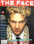 Dennis Quaid on the cover of The Face (United States) - May 1989