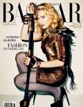 Madonna on the cover of Harpers Bazaar (Thailand) - December 2013