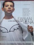 Fabián Vena on the cover of La Nacion Revista (Argentina) - January 2004