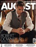 August Man Magazine [Singapore] (December 2011)