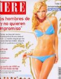Sofia Zamolo on the cover of Here (Argentina) - March 2006