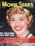 Jane Powell on the cover of Movie Stars (United States) - May 1952