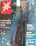 Marilyn Monroe on the cover of Stern (Germany) - August 1966