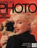 Marilyn Monroe on the cover of American Photo (United States) - May 2001