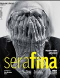 Ferreira Gullar on the cover of Serafina (Brazil) - September 2010