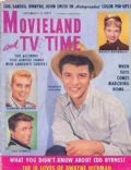 Frankie Avalon on the cover of Movieland (United States) - November 1959