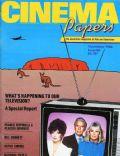 Cinema Papers Magazine [Australia] (November 1986)
