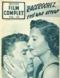 Burt Lancaster on the cover of Le Film Complet (France) - November 1950