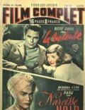 Glenn Ford on the cover of Le Film Complet (France) - May 1949