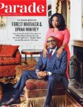 Oprah Winfrey on the cover of Parade (United Kingdom) - August 2013