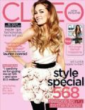 Katy Perry, Lauren Conrad on the cover of Cleo (New Zealand) - March 2011