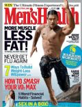 on the cover of Mens Health (Australia) - July 2012