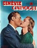 Charles Boyer on the cover of Cinevie (France) - September 1948