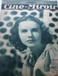 Cine-Miroir Magazine [France] (22 July 1938)
