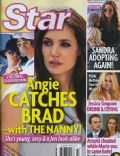 Angelina Jolie on the cover of Star (United States) - May 2011