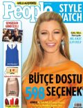 Blake Lively on the cover of People Style Watch (Turkey) - February 2013