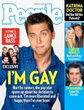 Lance Bass on the cover of People (United States) - August 2006
