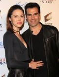 Jordi Vilasuso and Kaitlin Riley