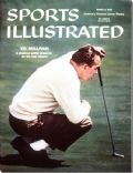 Ed Sullivan on the cover of Sports Illustrated (United States) - March 1959