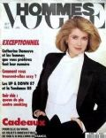 Vogue Hommes Magazine [France] (December 1987)