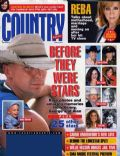 Alan Jackson, Faith Hill, Kenny Chesney, Reba McEntire, Sara Evans on the cover of Country Weekly (United States) - June 2007