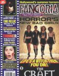 Fairuza Balk on the cover of Fangoria (United States) - June 1996