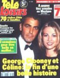 on the cover of Tele Loisirs (France) - June 1997