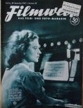 Filmwelt Magazine [Germany] (29 September 1939)