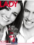 Kate Middleton, Prince William Windsor, Prince Windsor and Kate Middleton on the cover of Fairlady (South Africa) - February 2013