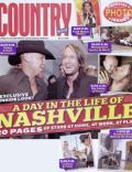 Faith Hill, Keith Urban, Kenny Chesney on the cover of Country Weekly (United States) - May 2006