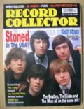 Bill Wyman, Brian Jones, Charlie Watts, Keith Richards, Mick Jagger on the cover of Record Collector (United Kingdom) - December 2001