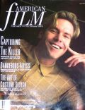 Dennis Quaid on the cover of American Film (United States) - June 1989