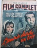 on the cover of Film Complet (France) - January 1949