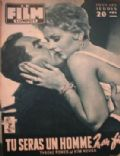 Kim Novak on the cover of Le Film Complet (France) - October 1956