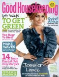 Jennifer Lopez on the cover of Good Housekeeping (United Arab Emirates) - April 2012