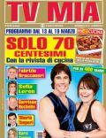 TV Mia Magazine [Italy] (16 March 2010)