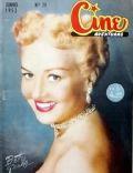 Cine aventuras Magazine [Brazil] (June 1953)