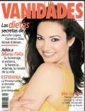 Denise Quiñones on the cover of Vanidades (United States) - May 2002