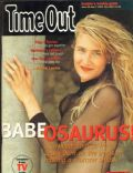Laura Dern on the cover of Time Out (United States) - June 1993