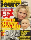 Seura Magazine [Finland] (11 January 1991)