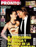 Pronto Magazine [Argentina] (3 October 2007)
